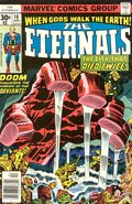 Eternals (1976 1st Series) 10