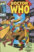 Doctor Who (1984 Marvel) 8