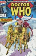 Doctor Who (1984 Marvel) 9