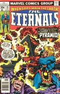 Eternals (1976 1st Series) 19