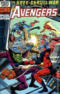 Kree-Skrull War Starring the Avengers (1983) 1