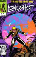 Longshot (1985 Limited Series) 1