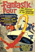 Fantastic Four (1961 1st Series) 3
