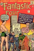 Fantastic Four (1961 1st Series) 9