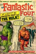 Fantastic Four (1961 1st Series) 12