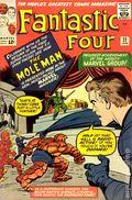 Fantastic Four (1961 1st Series) 22