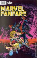 Marvel Fanfare (1982 1st Series) 2
