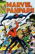 Marvel Fanfare (1982 1st Series) 16