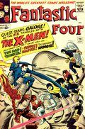 Fantastic Four (1961 1st Series) 28