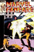 Marvel Fanfare (1982 1st Series) 19
