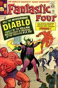 Fantastic Four (1961 1st Series) 30