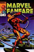 Marvel Fanfare (1982 1st Series) 23
