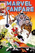 Marvel Fanfare (1982 1st Series) 24