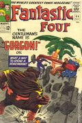 Fantastic Four (1961 1st Series) 44