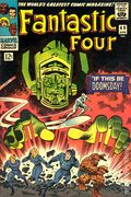 Fantastic Four (1961 1st Series) 49