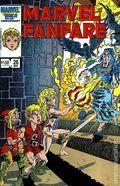 Marvel Fanfare (1982 1st Series) 26