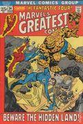 Marvel's Greatest Comics (1969) 34