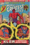 Marvel's Greatest Comics (1969) 43