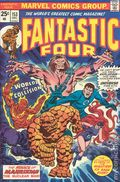 Fantastic Four (1961 1st Series) 153