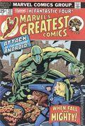 Marvel's Greatest Comics (1969) 53