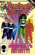 Fantastic Four (1961 1st Series) 282