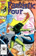 Fantastic Four (1961 1st Series) 295