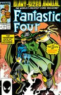 Fantastic Four (1961 1st Series) Annual 20