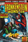 Frankenstein (1973 Marvel) 9