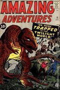 Amazing Adventures (1961 1st Series) 3