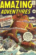 Amazing Adventures (1961 1st Series) 6
