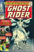Ghost Rider (1967 Marvel Western) 1