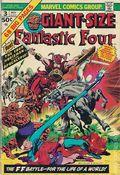 Giant Size Fantastic Four (1974) 3