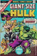 Giant Size Hulk (1975 1st Series) 1