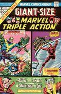 Giant Size Marvel Triple Action (1975) 2