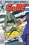 GI Joe (1982 Marvel) 13