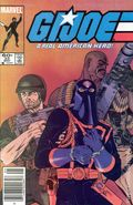 GI Joe (1982 Marvel) 23