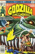 Godzilla (1977 Marvel) 3
