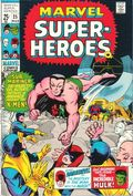 Marvel Super Heroes (1967 1st Series) 25