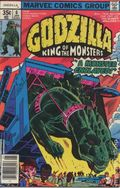 Godzilla (1977 Marvel) 6