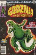 Godzilla (1977 Marvel) 12