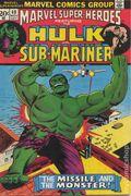 Marvel Super Heroes (1967 1st Series) 40