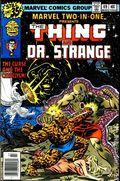Marvel Two-in-One (1974 1st Series) 49