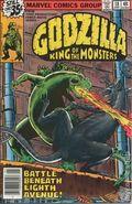 Godzilla (1977 Marvel) 18