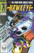 Hawkeye (1983 1st Series) 2