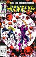 Hawkeye (1983 1st Series) 3