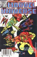 Official Handbook of the Marvel Universe (1983-1984 Marvel) 14
