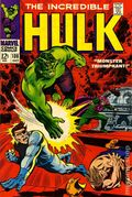 Incredible Hulk (1962-1999 1st Series) 108