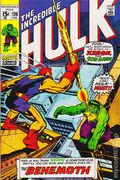 Incredible Hulk (1962-1999 1st Series) 136