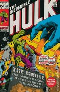 Incredible Hulk (1962-1999 1st Series) 140
