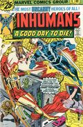 Inhumans (1975 1st Series) 4